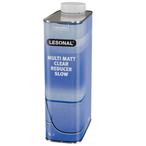 Multi Matt Clear Reducer Slow